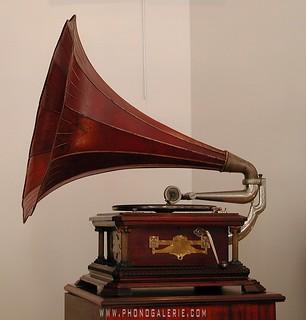 gramophone de luxe spain 1909 - 27