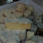 Green Skin on Cheese - Strasbourg, France