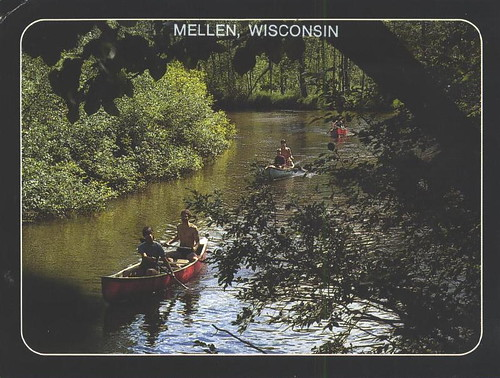 Boats - Canoeing in Wisconsin