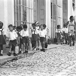Schoolkids on a Field Trip - Trinidad, Cuba