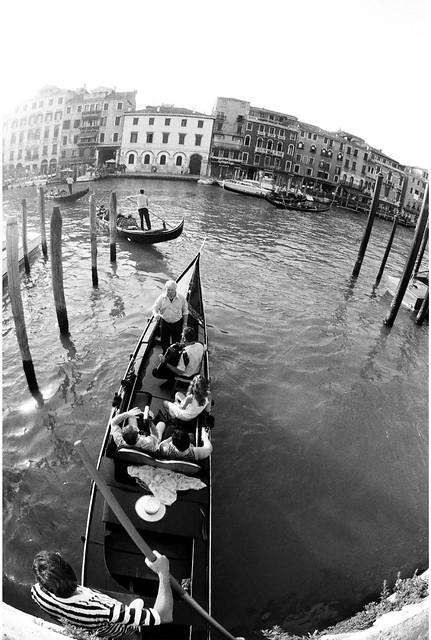 fisheye gondola