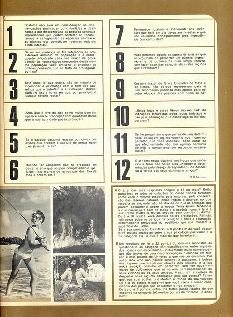 Gente, Nº86, July 1975 - 47