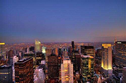 New York City - Skyline