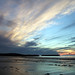 Sea And Sky At End Of Day by brian doucette