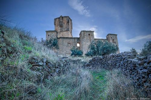 Castillo de Gahete, Belalcázar (Córdoba)