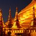 Shwedagon Pagoda by Robin Thom