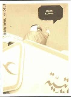 adios kuwait