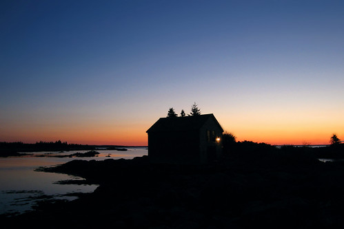 ocean travel vacation canada sunrise geotagged seaside cottage maritimes
