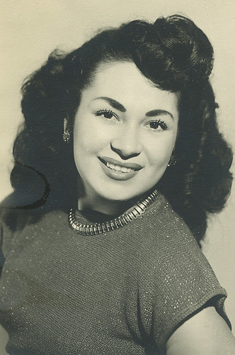 My Mother Anita (Ann) De La O born: Osuna