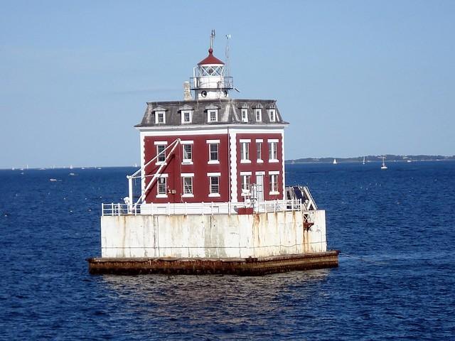 New London Ledge Lighthouse | Flickr - Photo Sharing! Lighthouse