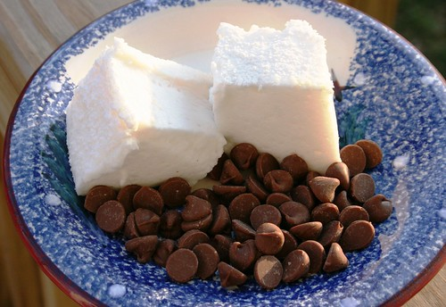 Homemade Marshmallows (Recipe Included)