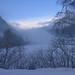 Winter scenery by Zoria L