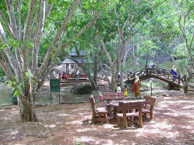 Picnic Area of Gua Kelam