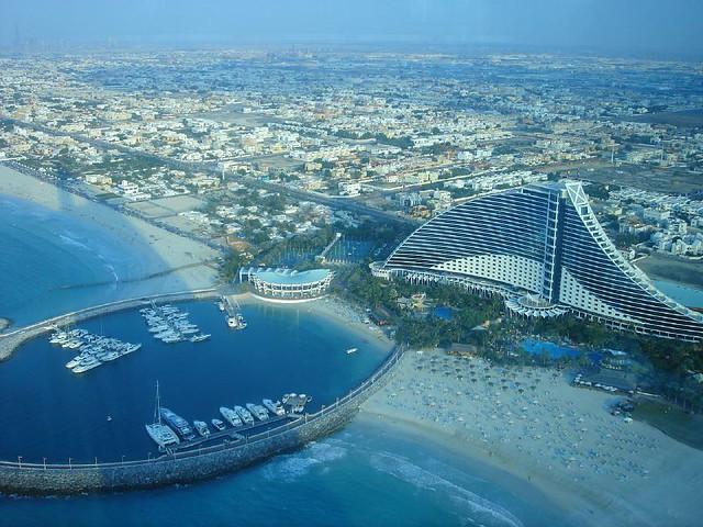 Jumeirah Beach Hotel Dubai Addreb