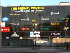 Bletchley shopping centre