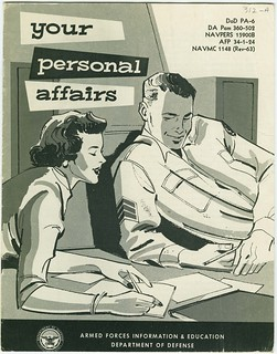 Your personal affairs