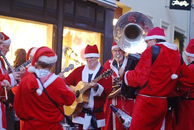 Santas Jam Session