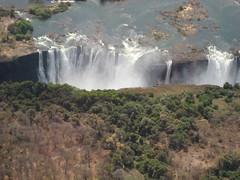 The beautiful Victoria Falls