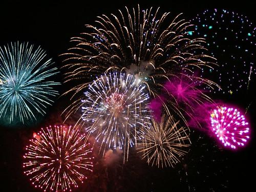 Happy New Year, Thimothy Hamilton, CC-BY-NC-SA