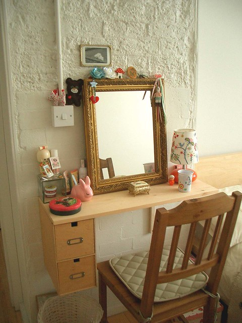 diy dressing table flickr photo sharing. Black Bedroom Furniture Sets. Home Design Ideas