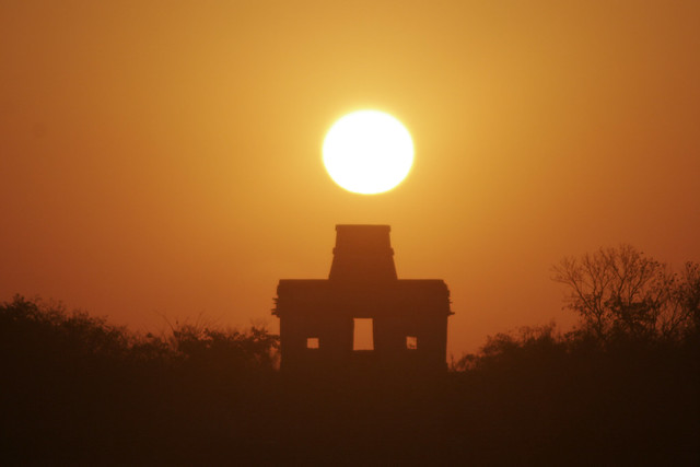 The Sun Temple, Spring Equinox