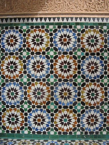 Tile patterns
