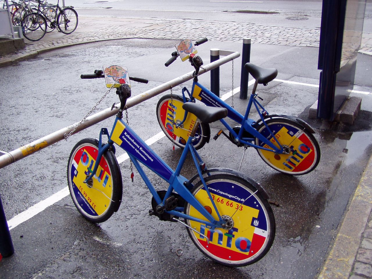 Copenhagen Free City Bike