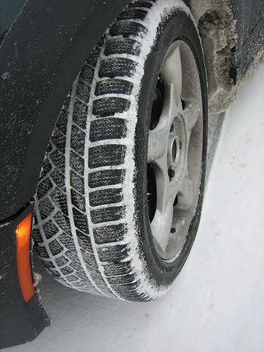my winter tires