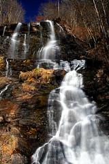 Amicalola Falls, Blue Ridge Mountains, Georgia