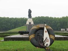 Soviet War Memorial, Treptower Park