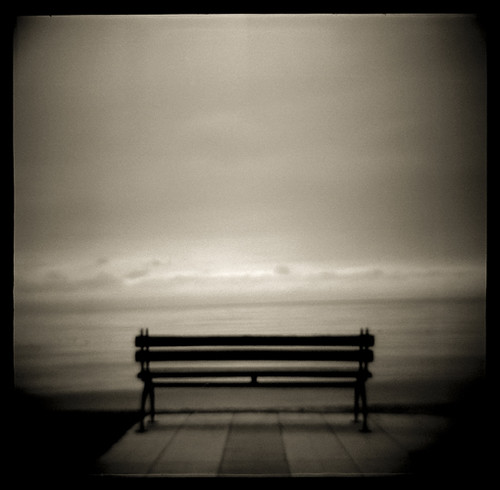 Bench melancholy
