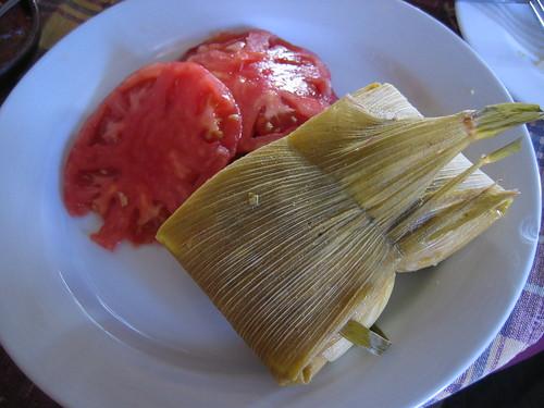 Chilean humita