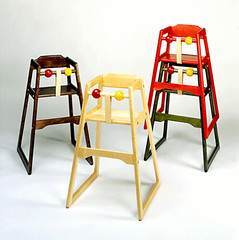 Where All The Nice Restaurant High Chairs At? -- Daddy Types