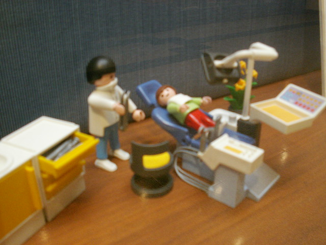A 1 Auto Sales >> Sindecuse Museum of Dentistry: Lego Dentist | Flickr ...