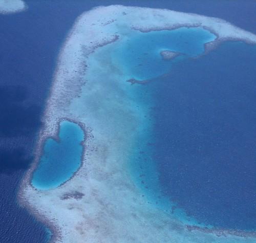 ocean coral island maldives windowseat atoll