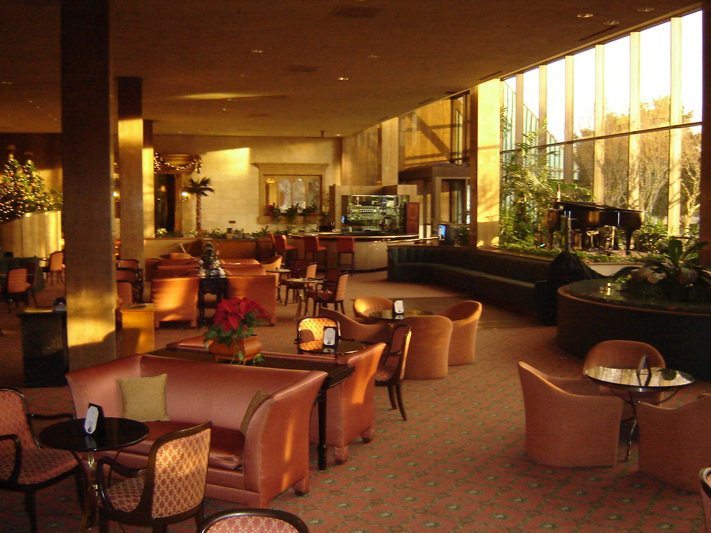 Hotel lounge - Dallas