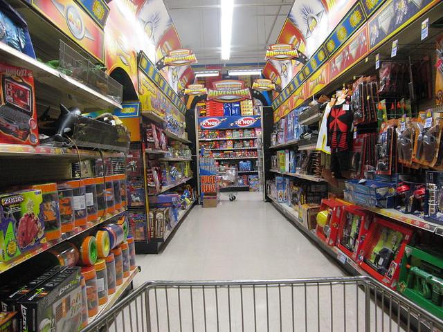 Boys Toy Store Aisle : Toys r us brent cross december flickr