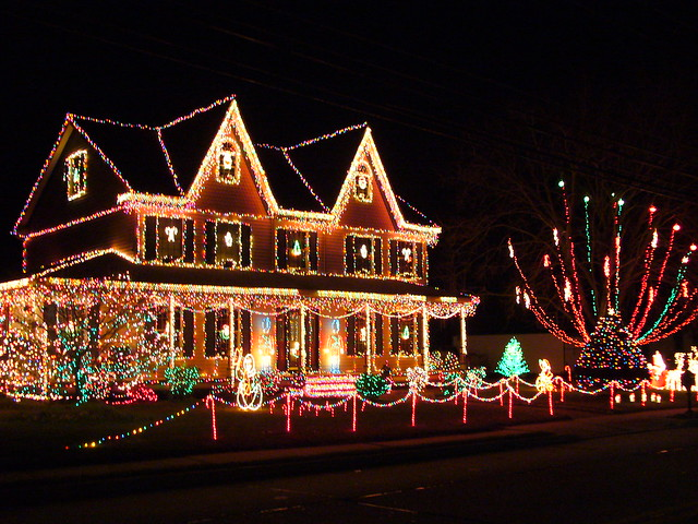 Crazy Christmas House (NJ)