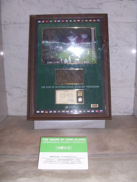 Header of 2002 fifa world cup