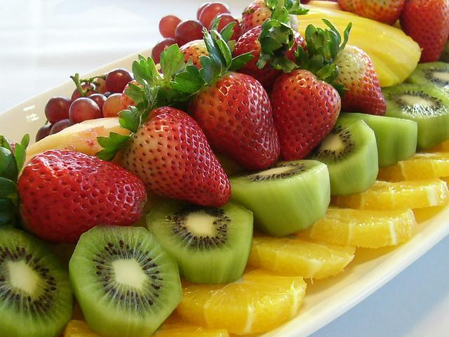xmas colour fruits, Panasonic DMC-LC33