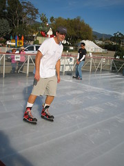 inline skating(0.0), skateboarding--equipment and supplies(0.0), boardsport(0.0), skateboarding(0.0), skateboard(0.0), roller skating(0.0), skating(1.0), footwear(1.0), sports(1.0), recreation(1.0), sports equipment(1.0), outdoor recreation(1.0), ice skating(1.0), ice rink(1.0),