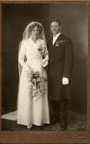 1916 Bröllop