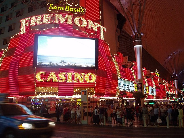 new casino on fremont street