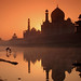 Taj & Fog by Captain Suresh Sharma