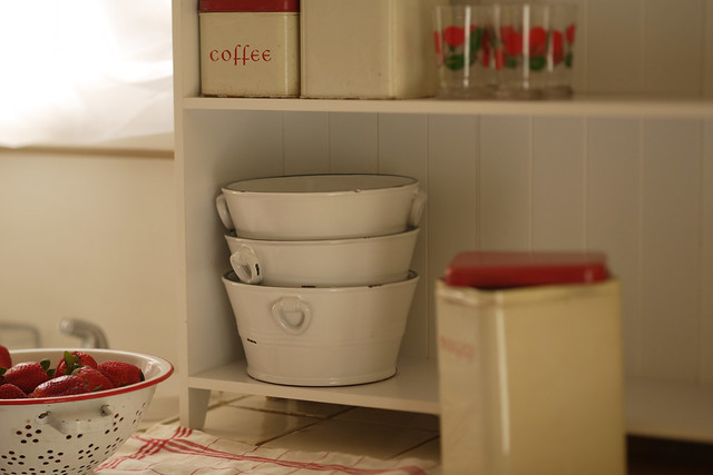 Country Kitchen Enamelware