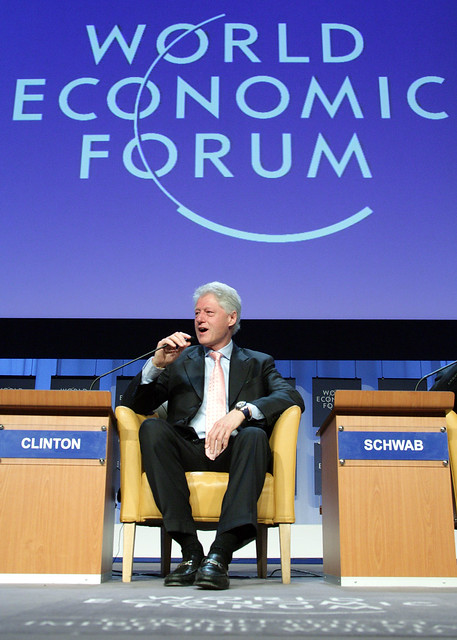 Bill Clinton - World Economic Forum Annual Meeting Davos 2006