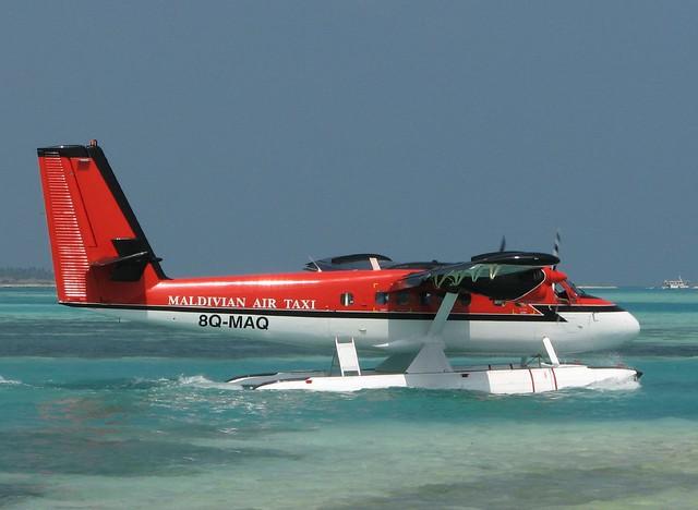 8Q-MAQ Maldivian Air Taxi DHC6