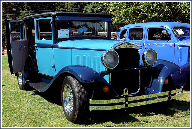 1929 plymouth 4 door sedan a photo on flickriver