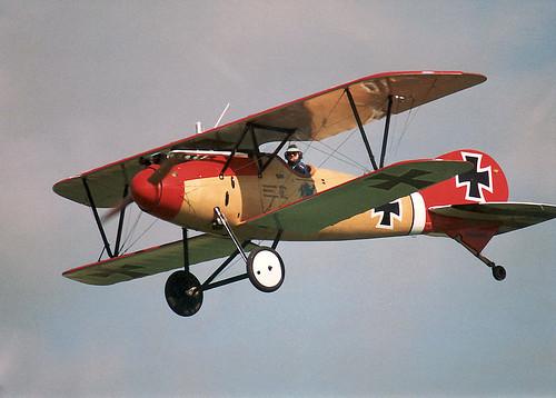 German Albatross D-III