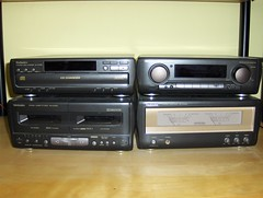 room, multimedia, electronics, cassette deck, media player,